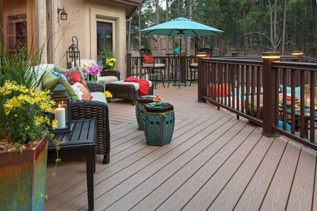 Decorate Your Deck For Summer