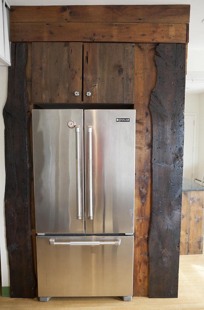 built-in-fridge