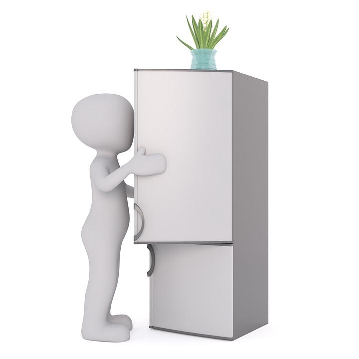 free-standing-fridge