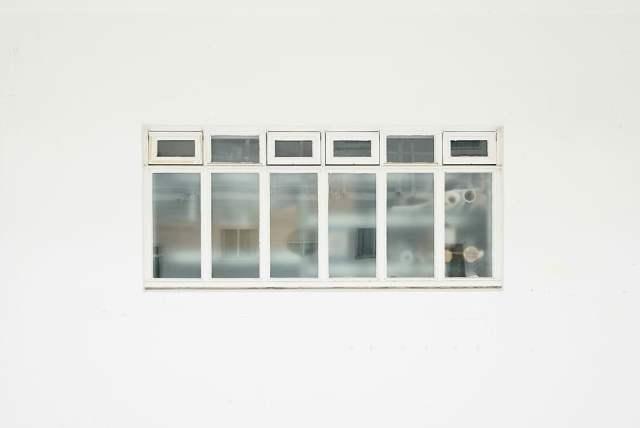 window-white-glass-architecture