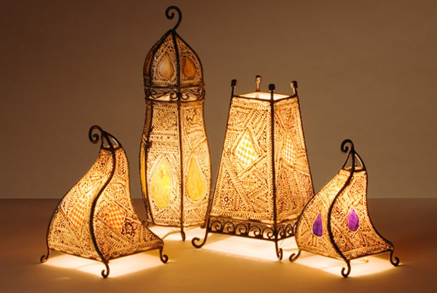 Moroccan-Lamps