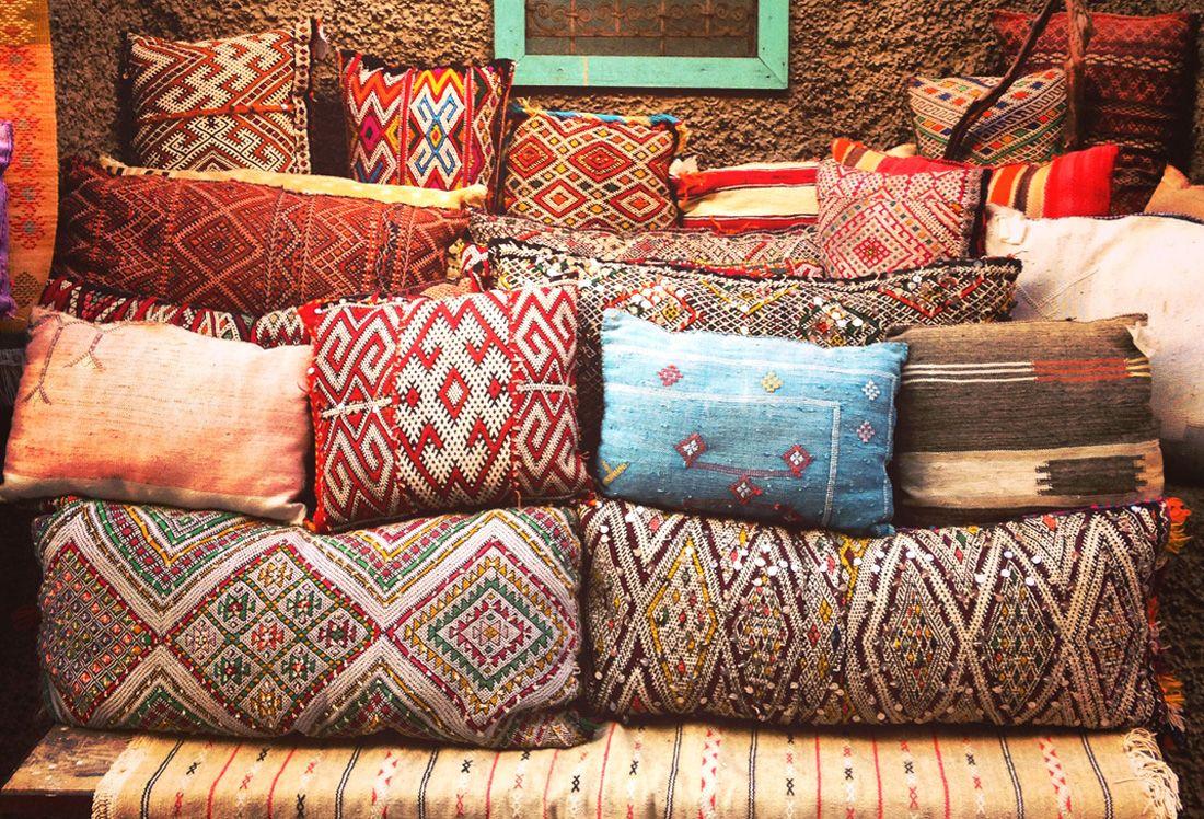 Moroccan-Pillows