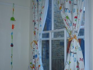 Curtains for Baby's Room